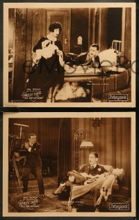 6r1076 TELL 'EM NOTHING 4 LCs 1926 lawyer Charlie Chase is caught between wife & client, rare!