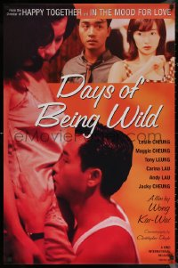 6s0989 DAYS OF BEING WILD 25x38 1sh 2005 Kar Wai Wong's A Fei zheng chuan, Leslie Cheung, Andy Lau