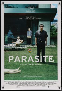 6s1170 PARASITE DS 1sh 2019 Bong Joon Ho's Gisaengchung, Song Kang Ho, act like you own the place!
