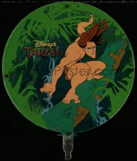 6s0002 TARZAN mylar balloon 1999 Walt Disney, Edgar Rice Burroughs, bring to a party!