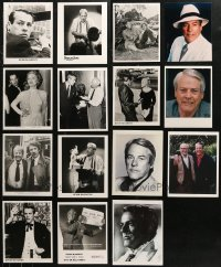 6t0831 LOT OF 15 KEVIN MCCARTHY 8X10 REPRO PHOTOS 1980s great portraits over many decades!