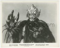 6w0185 FRANKENSTEIN MEETS THE SPACE MONSTER 8x10.25 still 1965 best close up of wackiest creature!