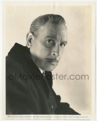 6w0191 GHOST OF FRANKENSTEIN 8x10 still 1942 portrait of Sir Cedric Hardwicke as the doctor!