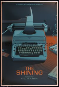 6x0025 SHINING group of 5 art prints 2011-2018 Mondo, Durieux, JC Richard, We Buy Your Kids!