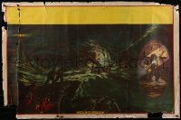 7h0008 LIFE FOR LIFE 28x42 special poster 1904 cool dramatic artwork, go and sin no more!