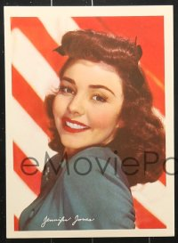 7h0035 AUTOGRAPHED STAR PHOTOS NO. 2 set of 24 7.5x10 photos 1940s with facsimile signatures!