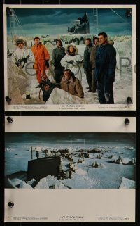 7k0002 ICE STATION ZEBRA 12 color 8x10 stills 1969 Patrick McGoohan, Rock Hudson, Jim Brown, Borgnine