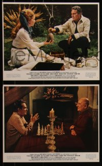7k0004 LOST HORIZON 14 color 8x10 stills 1972 Peter Finch, Liv Ullmann, George Kennedy, top cast!