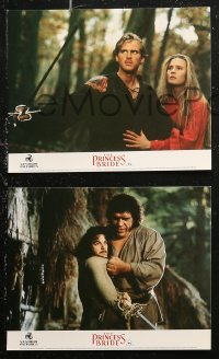 7k0014 PRINCESS BRIDE 8 color English FOH LCs 1987 Rob Reiner fantasy classic as real as the feelings you feel!