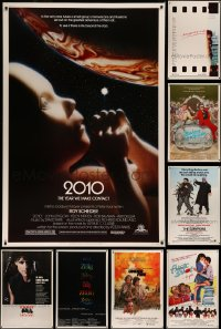 7s0043 LOT OF 10 1980S 40X60S 1980s great images from a variety of different movies!