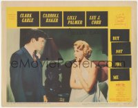 7w0095 BUT NOT FOR ME signed LC #5 1959 by Carroll Baker, who's naked under sheet by Barry Coe!