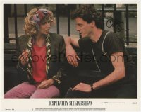 7w0101 DESPERATELY SEEKING SUSAN signed LC #3 1985 by Aidan Quinn, who's with Rosanna Arquette!