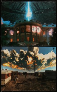 7x0032 INDEPENDENCE DAY 2 color 16x20 stills 1996 cool special effects scenes including White House!