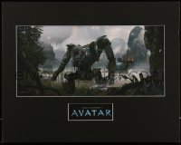 7x0025 AVATAR #473/500 16x20 art print 2009 James Cameron directed, Zoe Saldana, cool image!