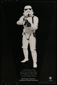 7x0038 STAR WARS 2 20x30 advertising posters 2015 advertising full-scale Stormtrooper costume!