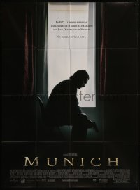 7y1111 MUNICH French 1p 2006 Steven Spielberg, murders at the 1972 Olympics in Germany!
