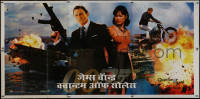 8a0294 QUANTUM OF SOLACE suit style Indian 6sh 2008 Daniel Craig as James Bond, sexy Olga Kurylenko!