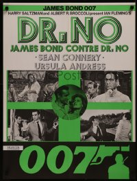 8a0298 DR. NO Swiss R1970s Sean Connery as James Bond 007, Wiseman, completely different!