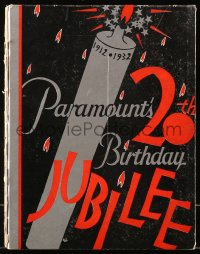 8d0118 PARAMOUNT 1931-32 campaign book 1931 Dr. Jekyll & Mr. Hyde, Marx Bros. in Monkey Business!