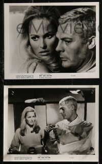8g0023 10th VICTIM 24 8x10 stills 1965 images of Marcello Mastroianni, sexy Ursula Andress!