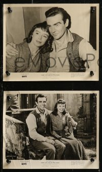 8g0038 DARBY O'GILL & THE LITTLE PEOPLE 20 8x10 stills 1959 Disney, Sean Connery, leprechaun magic!