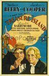 016 TREASURE ISLAND ('34) linen 1sheet
