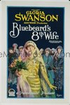 032 BLUEBEARD'S 8TH WIFE ('23) linen 1sheet