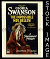 033 IMPOSSIBLE MRS. BELLEW 1sheet