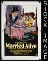 077 MARRIED ALIVE linen 1sheet