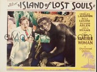 049 ISLAND OF LOST SOULS LC