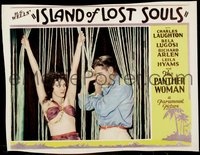 054 ISLAND OF LOST SOULS LC