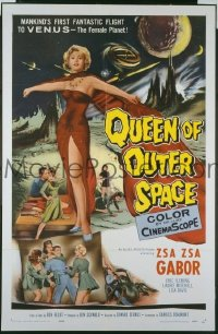 101 QUEEN OF OUTER SPACE 1sheet