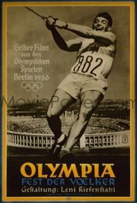 252 OLYMPIAD linen German