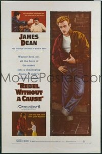 297 REBEL WITHOUT A CAUSE linen 1sheet