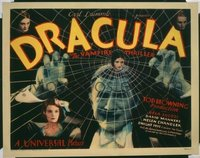 109 DRACULA ('31) TC, paperbacked LC