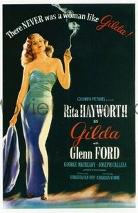 615 GILDA paperbacked 1sheet