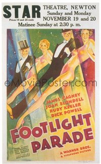 629 FOOTLIGHT PARADE WC