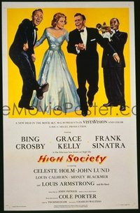310 HIGH SOCIETY ('56) 1sheet