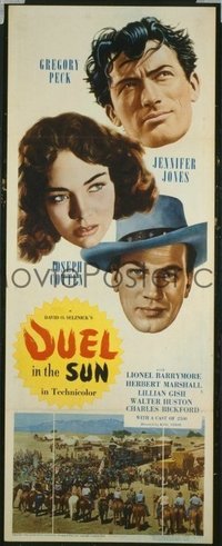 234 DUEL IN THE SUN insert