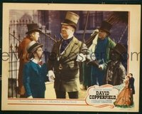 #184 DAVID COPPERFIELD lobby card '35 W.C. Fields, Bartholomew!