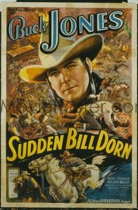 021 SUDDEN BILL DORN linen 1sheet