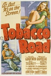 094 TOBACCO ROAD 1sheet