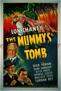 247 MUMMY'S TOMB linen 1sheet