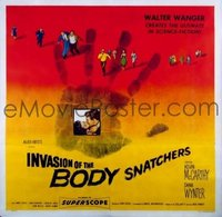 #054 INVASION OF THE BODY SNATCHERS 6sheet56
