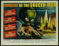 331 INVASION OF THE SAUCER MEN 1/2sh