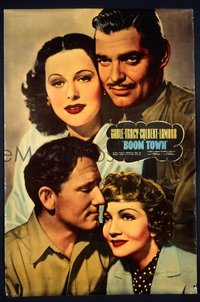 #263 BOOM TOWN photo style 1sh40 Clark Gable