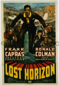079 LOST HORIZON ('37) 1sheet