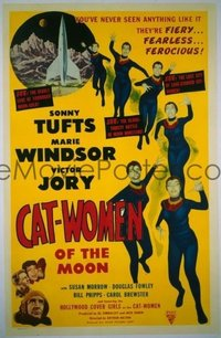 025 CAT-WOMEN OF THE MOON 1sheet