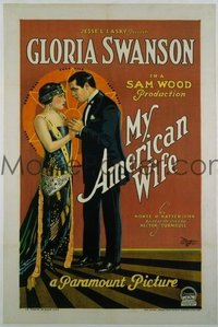046 MY AMERICAN WIFE ('22) linen 1sheet