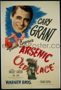 122 ARSENIC & OLD LACE 1sheet